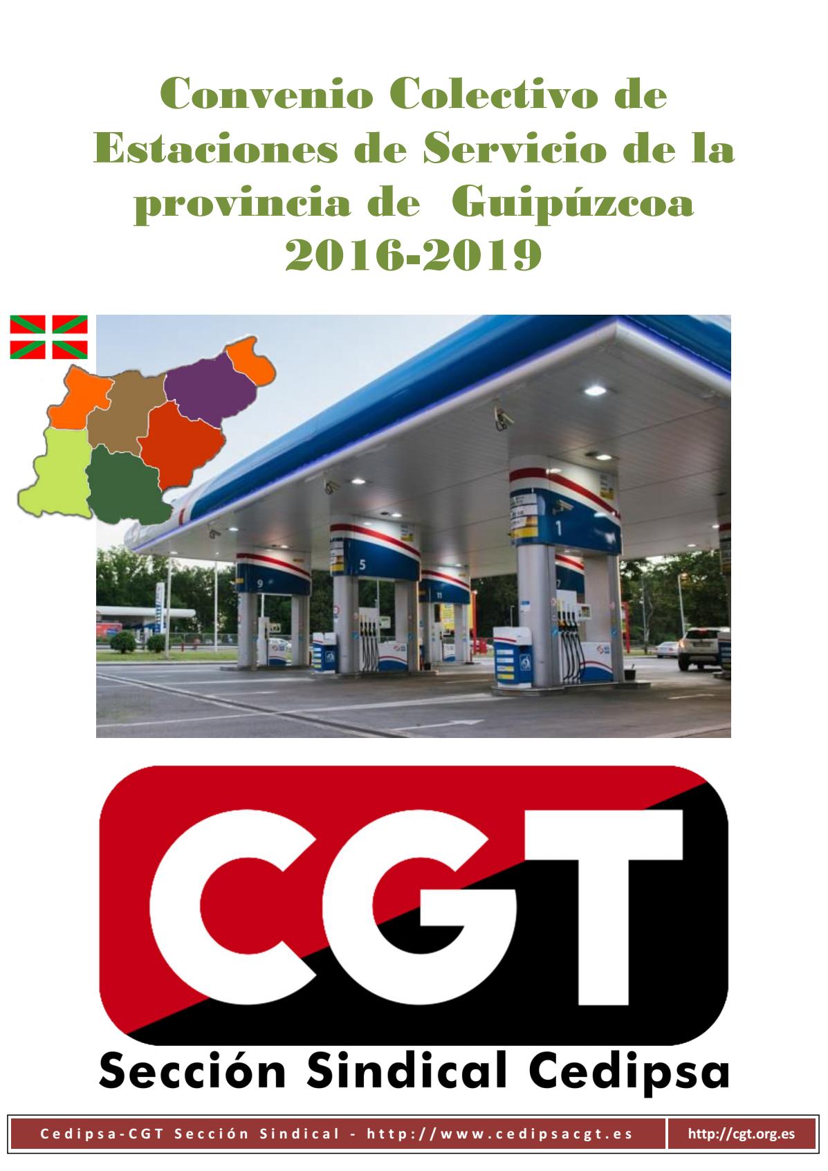 Convenio colectivo ee ss 2016 2019 provincia guip zcoa for Convenio jardineria 2016