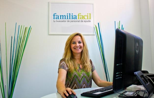 Nieves Fernández. Fundadora de Familia Fácil.