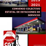 Convenio Colectivo Estatal de Estaciones de Servicio 2019-2021 – Edición CEDIPSA-CGT